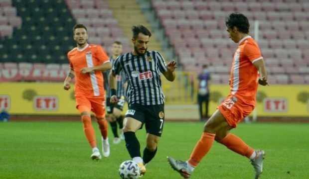 Eskişehir'de sessiz bir maç