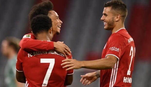 Bayern'in acıması yok! Tarihi skor...
