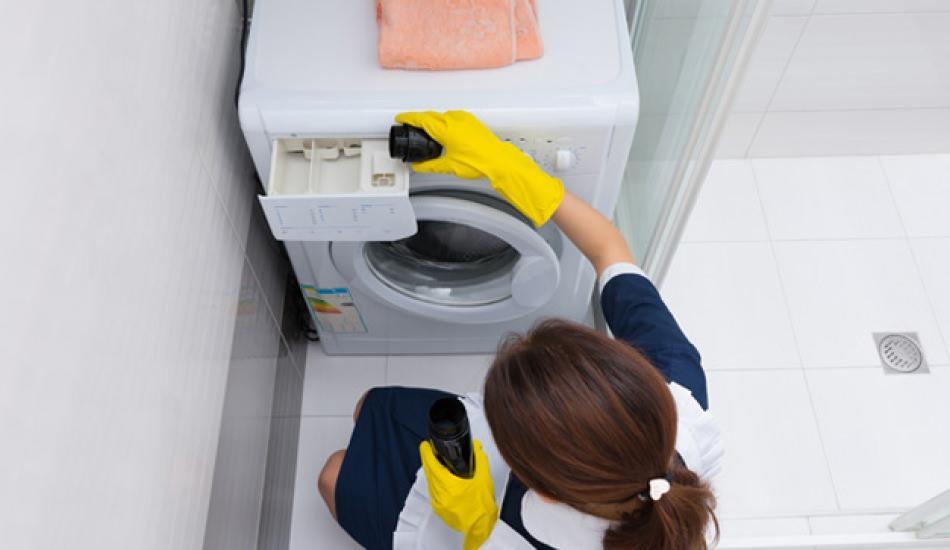 Çamaşır makinesi deterjan gözü nasıl temizlenir? Çamaşır makinesi gözü temizleme püf noktaları