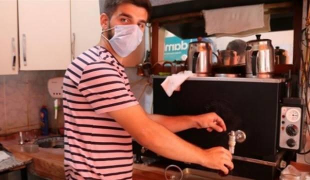 Çay ocağında çalışırken tıp fakültesini kazandı
