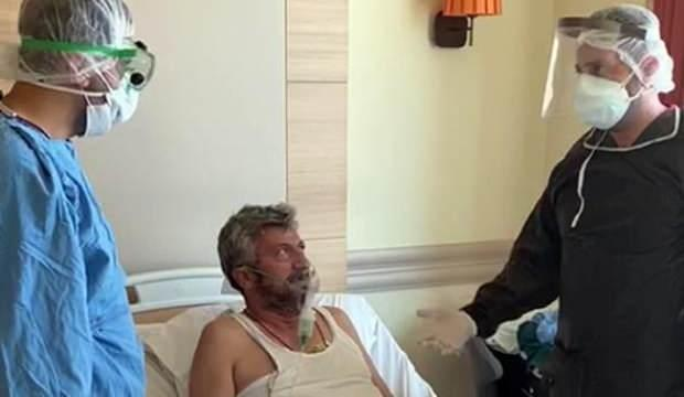 Erzurum'da koronavirüs hastaları için Sürfaktan protein D umudu
