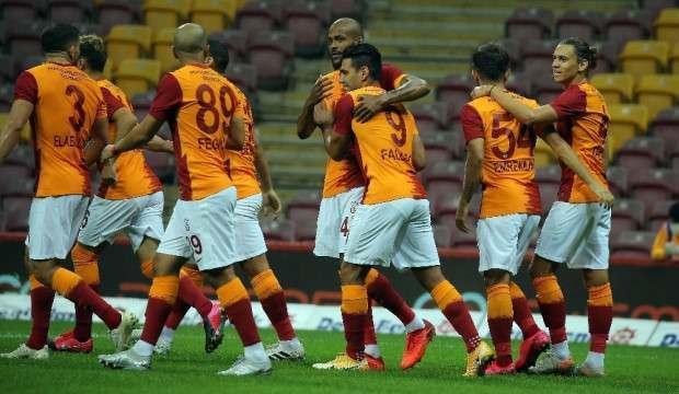Galatasaray'ın Neftçi Bakü kadrosu açıklandı