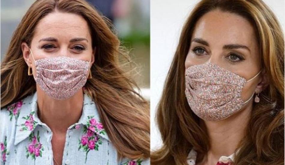 İngiliz Kraliyet Prensesi Kate Middleton yüzündeki kırışıklıklarla gündemde!