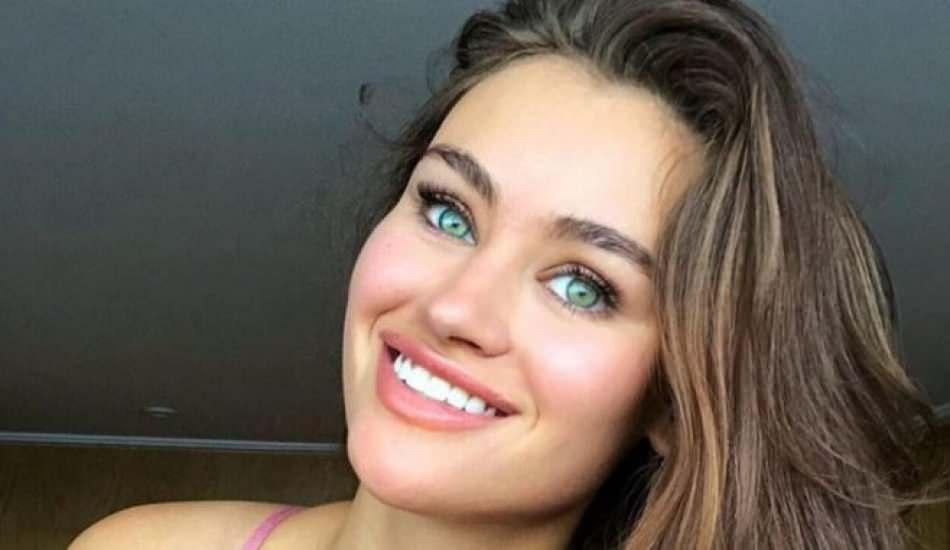 İzmir Çeşme'de dayak yiyen model Daria Kyryliuk koronavirüse yakalandı!