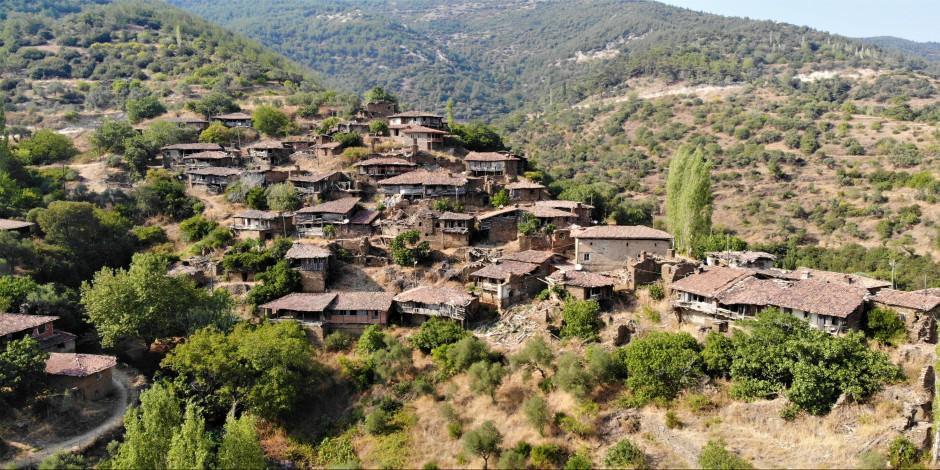 İzmir'in beş kişilik izole doğa adresi: Lübbey Köyü