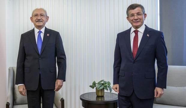 Kılıçdaroğlu'ndan Davutoğlu'na: Biz varken size düşmez
