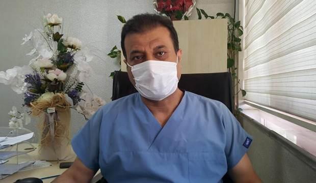 Virüsü yenen doktor! Hastalarım hiç aklımdan çıkmadı