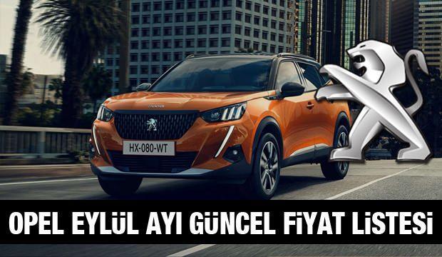 Peugeot 2020 model sıfır araç fiyat listesini açıkladı! İşte 208 301 308 2008 3008 5008...