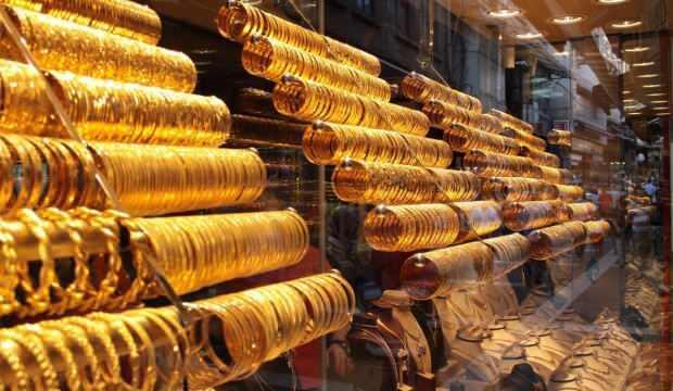 Gram altın 474 lira seviyelerinde