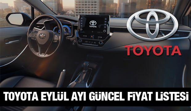 Toyota 2020 sıfır yeni araç fiyatlarını açıkladı! İşte RAV4 C-HR hybrid Corolla fiyat listesi