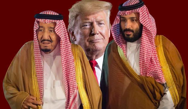 Trump resmen açıkladı: Sırada Suudi Arabistan var