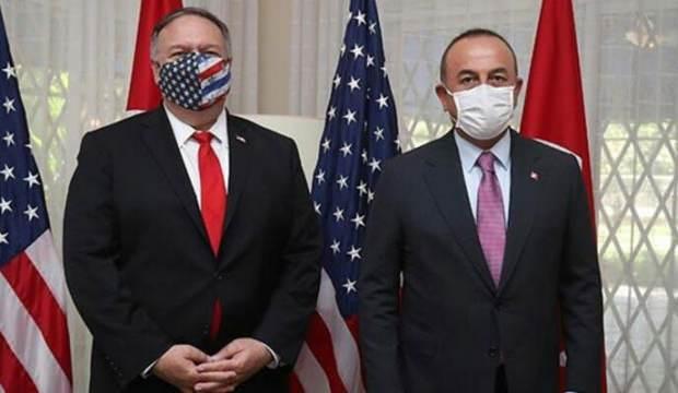 Türkiye ile ABD arasında kritik 'Doğu Akdeniz' görüşmesi!