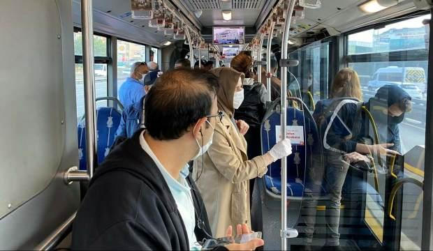 toplu taşıma yasağı ile ilgili görsel sonucu