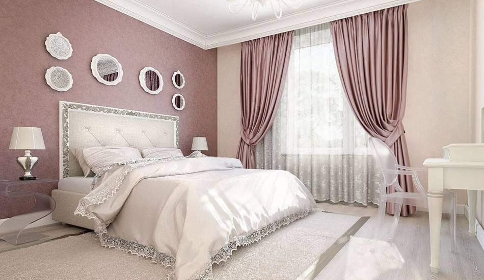 Yatak odalarında sonbahar ve kış dekorasyon hazırlığı önerileri