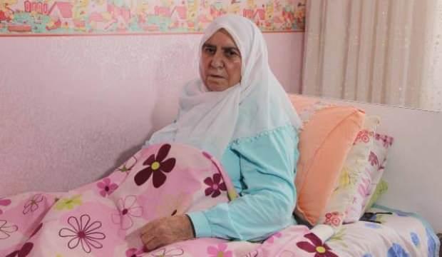 43 gün entübe edilen 87 yaşındaki kadın koronayı yendi