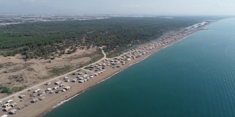 5 yıldızlı otellerin yanında denize sıfır ücretsiz tatil