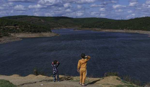 İstanbul'un barajlarında endişelendiren seviye