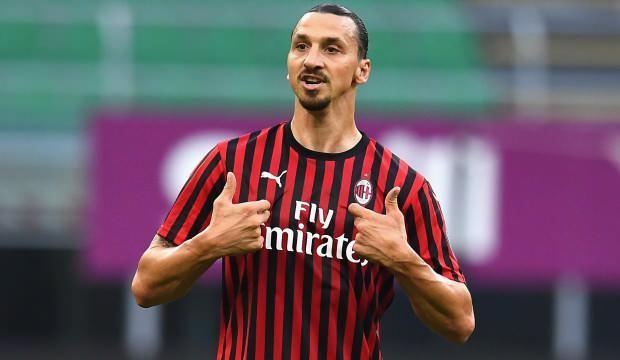 Milan'da Ibrahimovic şoku!