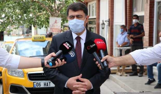 Ankara Valisi Şahin: Vaka artış hızımız yavaşladı, biraz daha sabredeceğiz