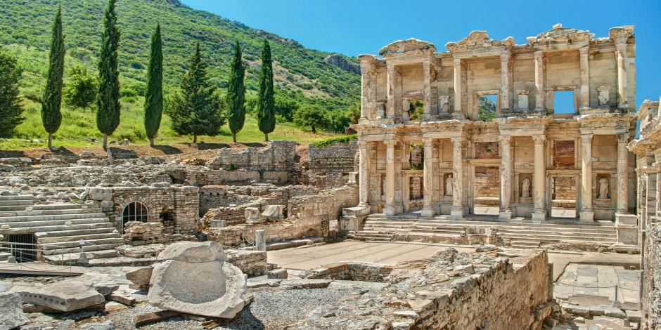 Antik kentler müzeleri geride bıraktı