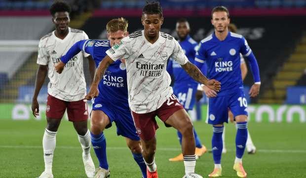 Arsenal, Leicester City'i eledi!