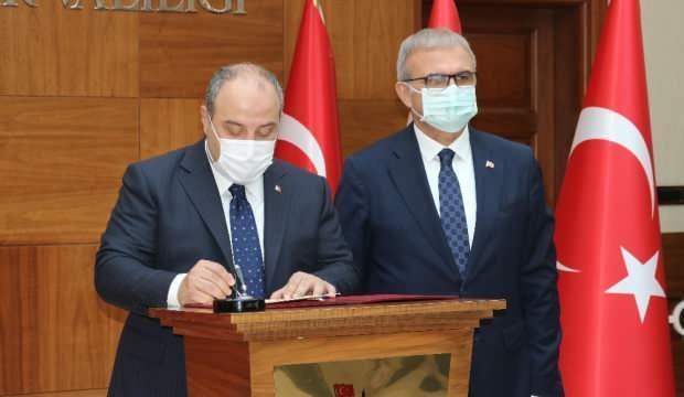 Bakan Mustafa Varank'tan Diyarbakır'a müjde