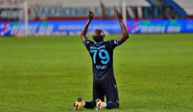 """Benik Afobe: """"Benim amacım gol atmak"""""""