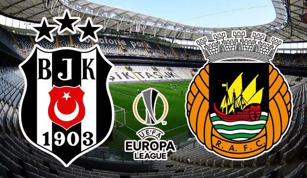 Beşiktaş Rio Ave maçı saat kaçta başlayacak? UEFA Avrupa Ligi maçının yayınlanacağı kanal!