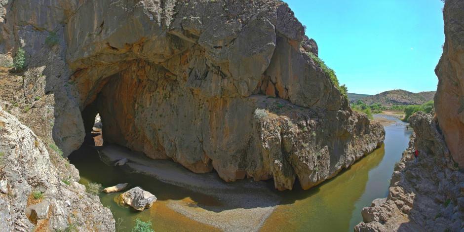 Buraya ulaşanlar gördüklerine hayran kalıyor: Birkleyn Mağaraları