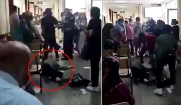 Çapa'da darp edilen sağlık çalışanı ameliyata alındı