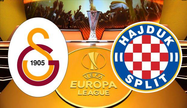 Galatasaray Hajduk Split maçı canlı izle | UEFA Galatasaray maçını veren şifresiz kanallar!