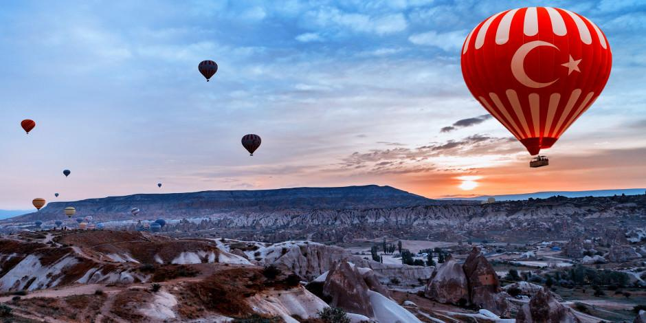 İngilizlerin sonbahar tercihi Türkiye