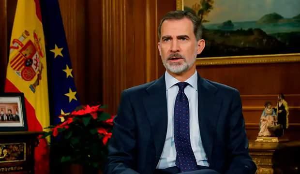 İspanya Kralı 6. Felipe'den 20 yıl sonra bir ilk!