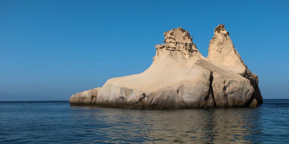 İzmir'in peribacaları: Siren Kayalıkları