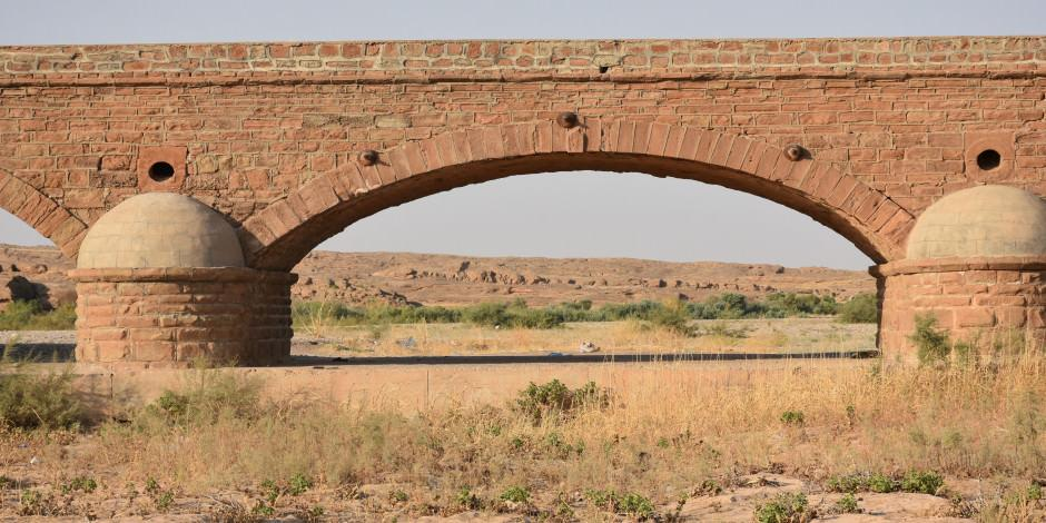 'Kerkük'ü Bağdat'a bağlayan' 137 yıllık Osmanlı Köprüsü