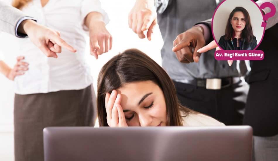 Mobbing nedir ve nasıl anlaşılır? İş yerinde mobbing nasıl tespit edilir? Mobbing örnekleri
