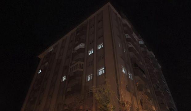 Onuncu kattan düşen genç kız hayatını kaybetti