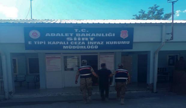 Siirt'te terör örgütüne üye olmaktan aranan şahıs yakalandı