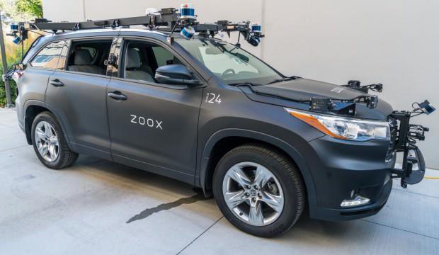 Sürücüsüz araç Zoox yollara çıktı