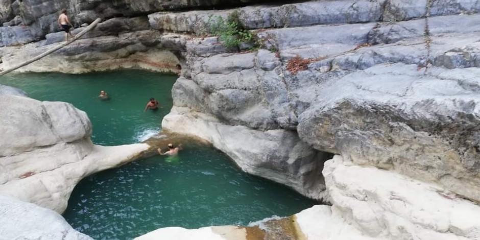 Türkiye'nin doğası harika kanyonları: Toprakhisar Kanyonu