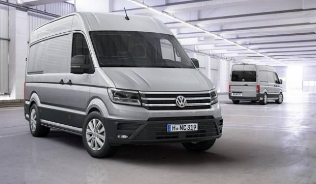 Volkswagen Crafter ailesi genişledi
