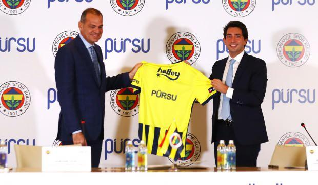 Fenerbahçe'ye yeni sponsor!