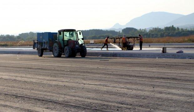 Tokat yeni havalimanı projesinde sona gelindi!