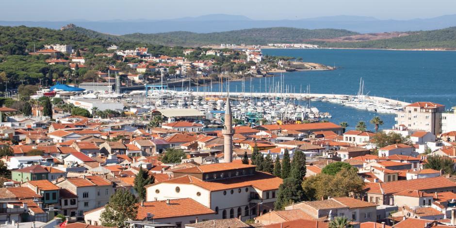 Ayvalık Küçükköy'de gezilecek tarihi yerler