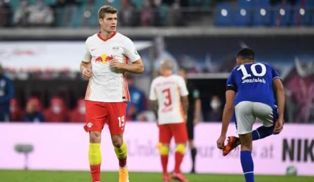 Başakşehir'in rakibi Leipzig'den gol şov!