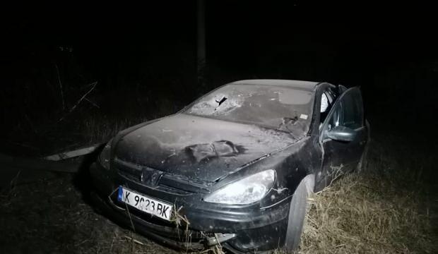 Çan'da trafik kazası: 2 yaralı