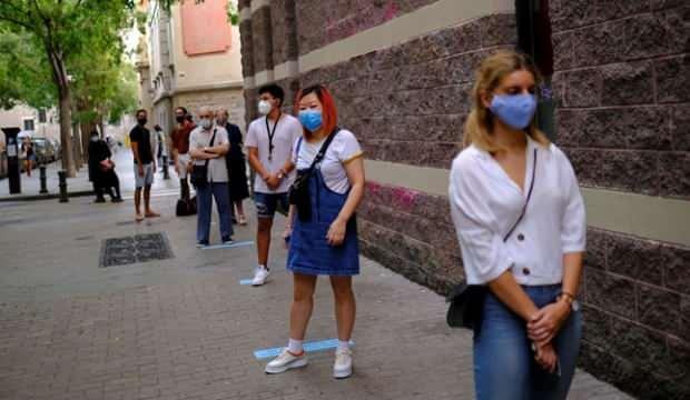 Corona virüsten ölenlerin sayısı 1 milyonu aştı