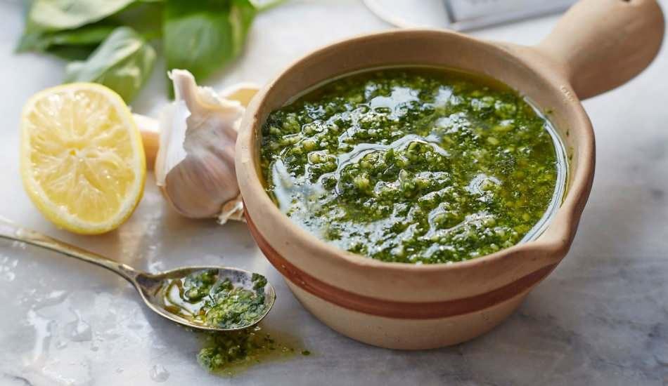 En kolay pesto sosu nasıl yapılır? Pesto sosu yapmanın püf noktaları