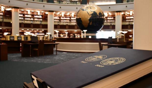 Fenerbahçe tarihini anlatan kitap Millet Kütüphanesi'nde