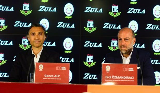 Galatasaray, InGame Group ile iş birliği anlaşması imzaladı